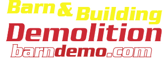 Barn & Building Demolition